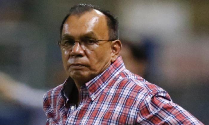 Jorge Luis Bernal se ha caracterizado por ser un entrenador tranquilo.