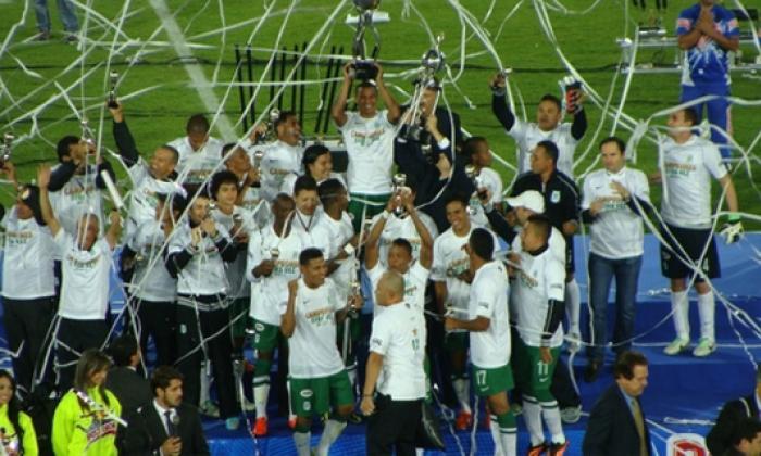 Nacional se corona campeón de la Copa Postobón 2013