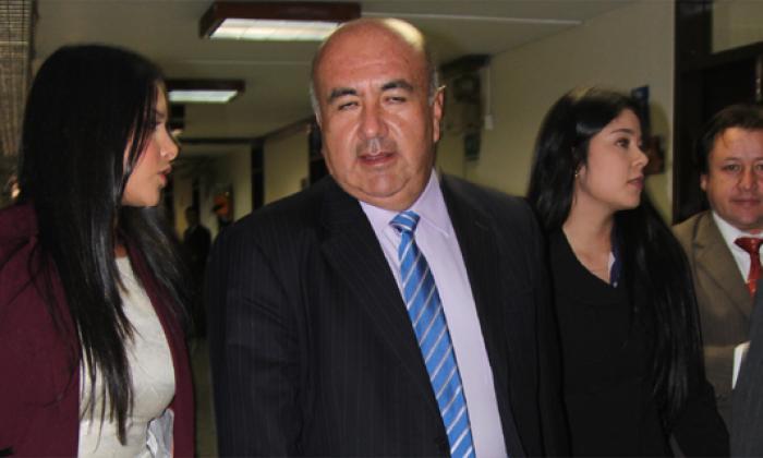 Colmenares podría ser multado nuevamente por reclamar justicia