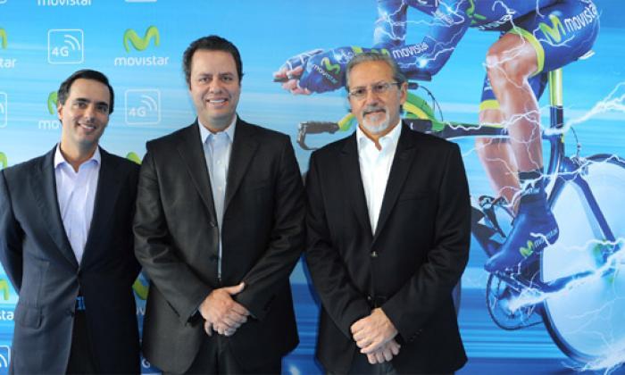 Movistar invierte $700 mil millones en tecnología 4G