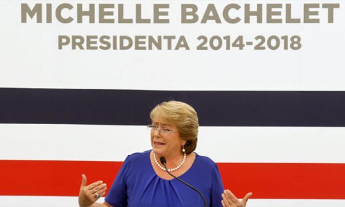 Bachelet plantea sus grandes desafíos
