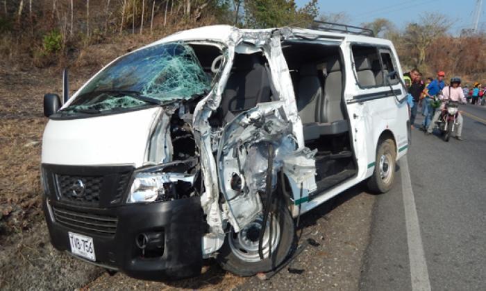 Dos muertos en accidente de tránsito en Sucre