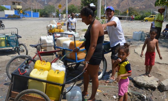 Alerta en la Costa por prolongada sequía