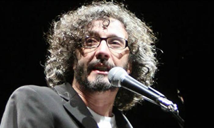 Fito Páez presenta 'Yo te amo' en Uruguay