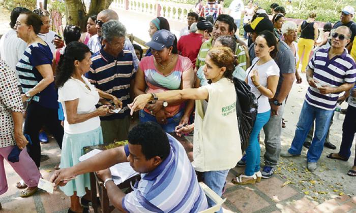 """""""Los electores aumentaron en Barranquilla, pero pudo ser mejor"""": jurados"""