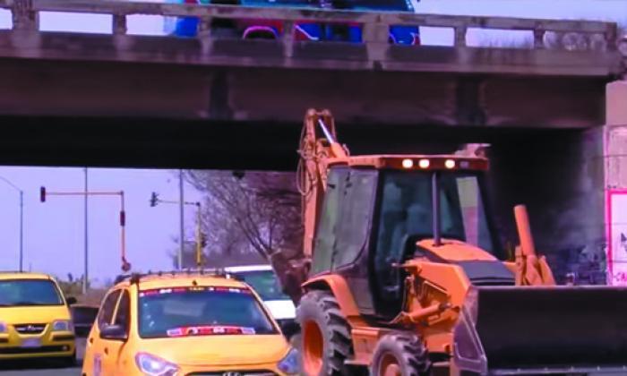 Piden compás de espera a construcción de puente de la 51B