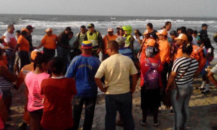 Hallan a joven ahogado en las playas de Marbella en Cartagena
