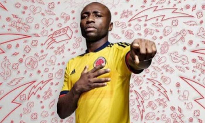 Pablo Armero, jugador colombiano.