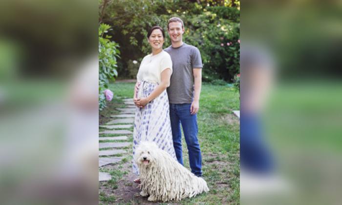 Mark Zuckerberg, cofundador de Facebook, anuncia que será padre de una niña