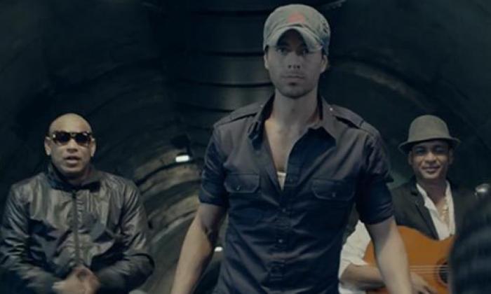 """""""Bailando"""" de Enrique Iglesias supera los mil millones de visitas en YouTube"""