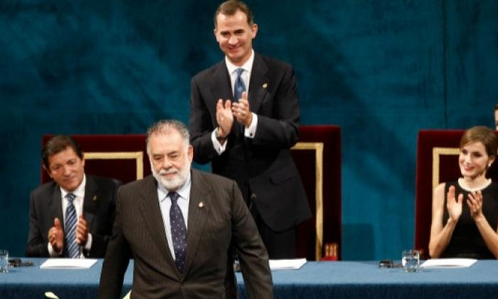 Padura y Coppola reciben el premio Princesa de Asturias