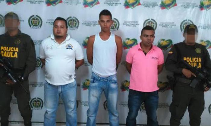 "Desarticulan la banda de extorsionistas ""La Franquicia del SAI"""