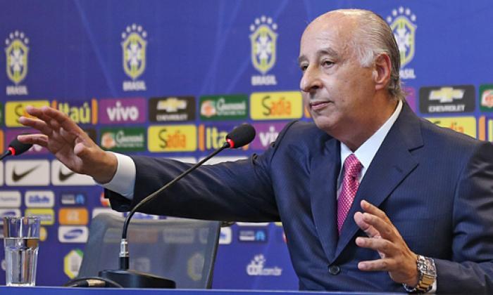 Jugadores piden la renuncia del presidente de CBF