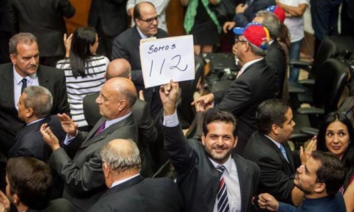 Tribunal Supremo de Venezuela declara nulas las decisiones de la Asamblea