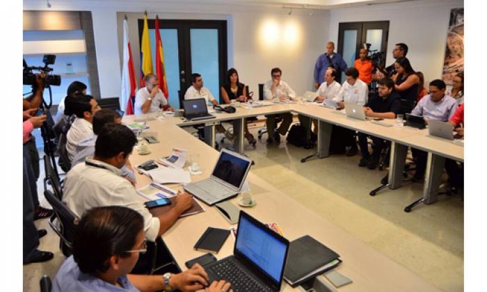 """""""Obras del aeropuerto serán de modernización"""": Mintransporte"""