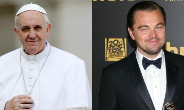 El encuentro del actor con el Sumo pontífice estaba dentro de la agenda del Vaticano.