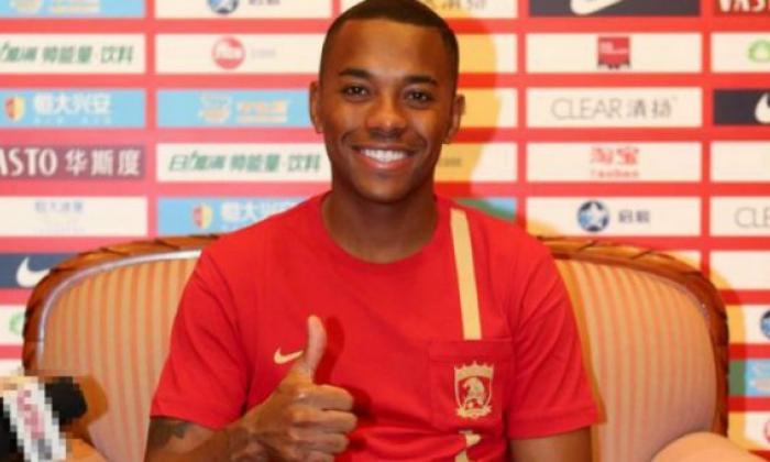 El Santos brasileño desiste de repatriar al ídolo Robinho