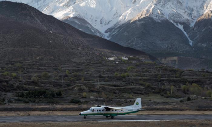 Al menos 2 muertos y 9 heridos al estrellarse un avión en Nepal