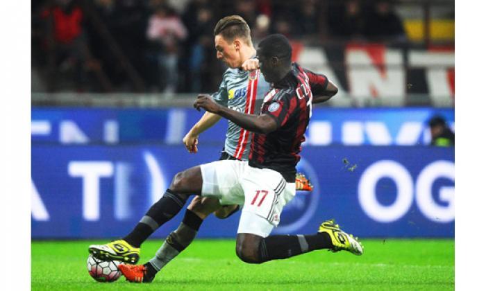 Carlos Bacca jugará su primera final con el AC Milan