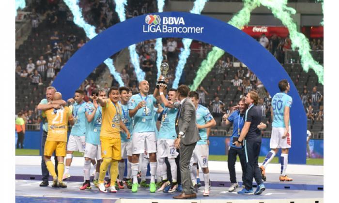 Tres colombianos campeones en el fútbol mexicano