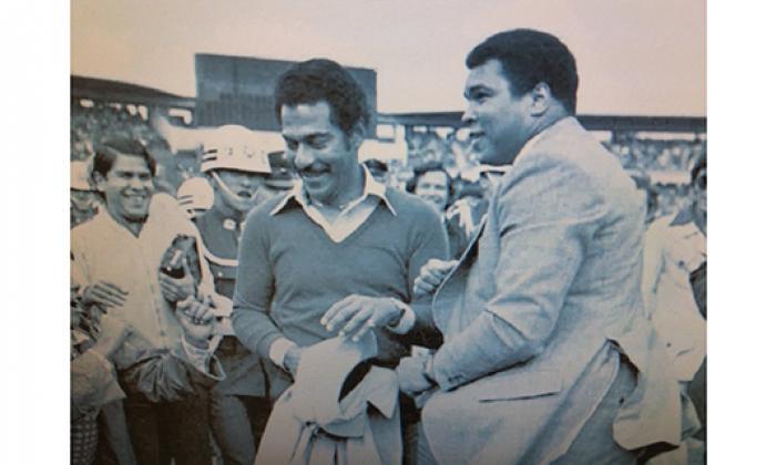 El día que Muhammad Ali visitó a Colombia