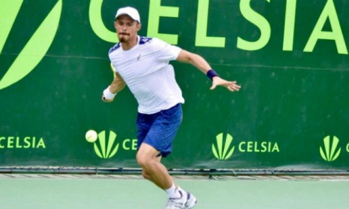 Ocho tenistas colombianos a segunda ronda del Circuito Celsia Profesional de Tenis en Cartagena