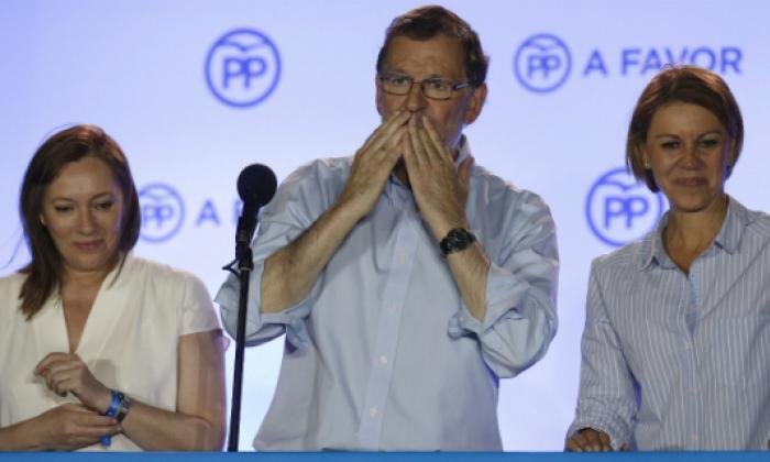 Rajoy y el PP vuelven a ganar y el PSOE se ratifica de segundo