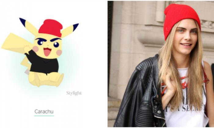 La Fiebre de Pokémon contagia al mundo de la moda