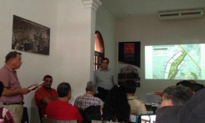 """Proyecto en Batallón Paraíso: Camcomercio lo apoya; Sociedad de Arquitectos pide """"claridad"""""""