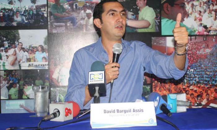 Que salga Electricaribe y entre EPM en la costa pidió David Barguil al presidente Santos
