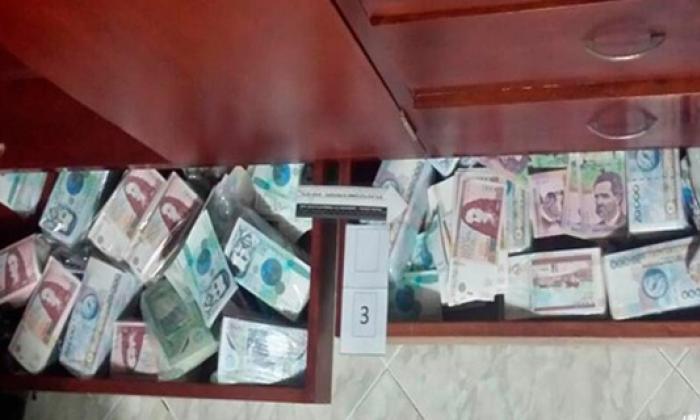 Desmantelan banda dedicada a la falsificación de moneda en Bogotá