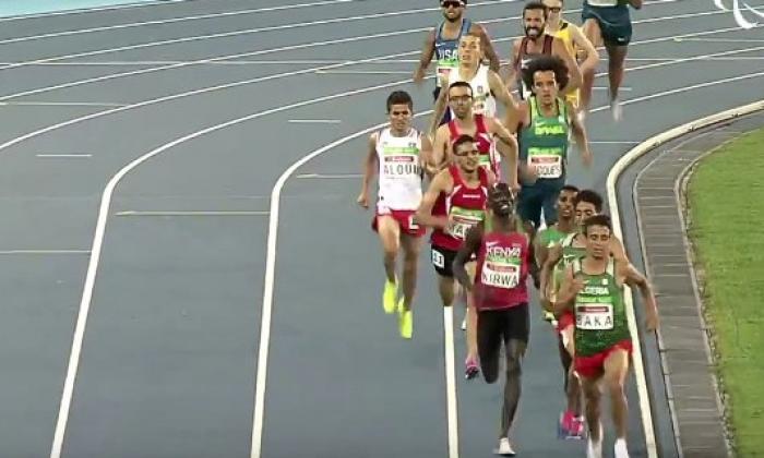 Cuatro atletas paralímpicos, más veloces que campeón olímpico