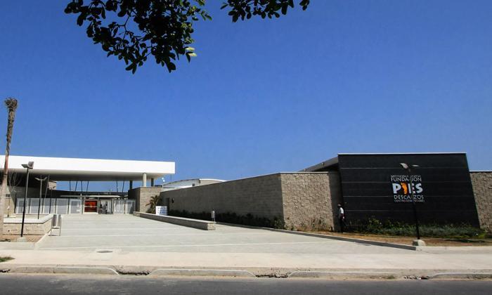 Sede del colegio Pies Descalzos, donde será la jornada.