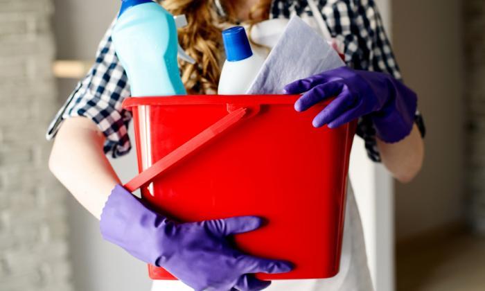 El riesgo en la salud por el mal uso de los productos de aseo doméstico