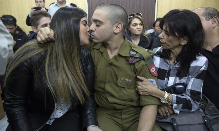 Justicia de Israel condena a un soldado por muerte de palestino