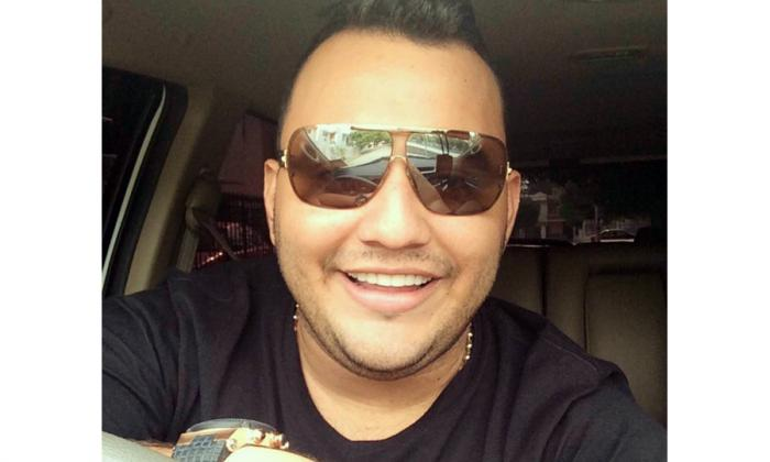 Junior Machado Pérez, joven fallecido.