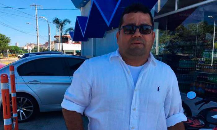 Concejal de Turbaco fue confundido con un conductor de Uber
