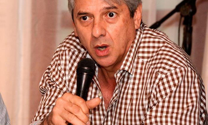 Jaime Amín, senador.