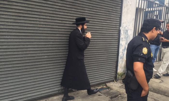 La comunidad judía ortodoxa tiene presencia en Guatemala.