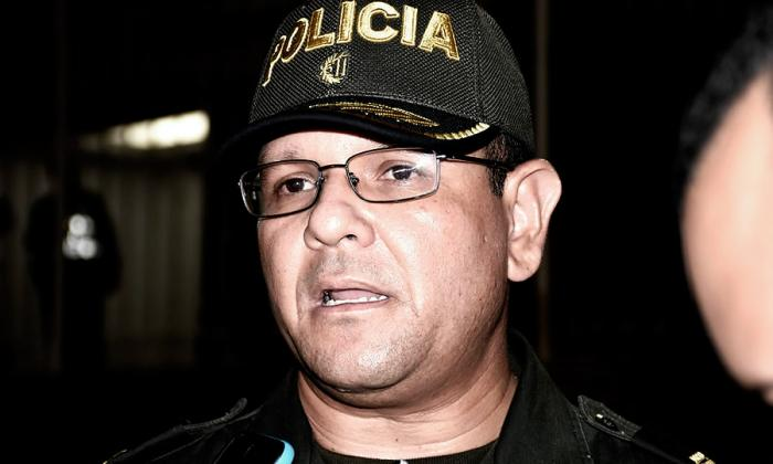 Policía anuncia que reforzará vigilancia en Corredor Portuario