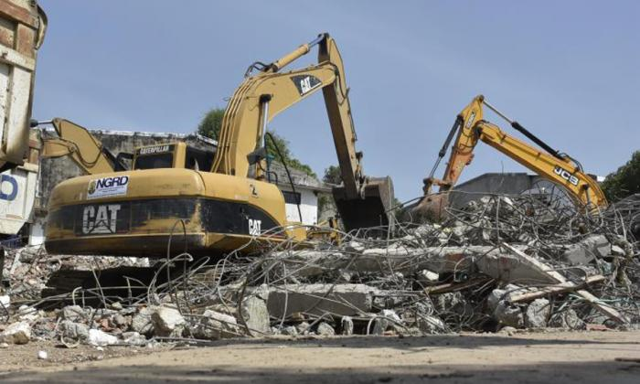 Constructores de edificio desplomado en Blas de Lezo habían vendido apartamentos