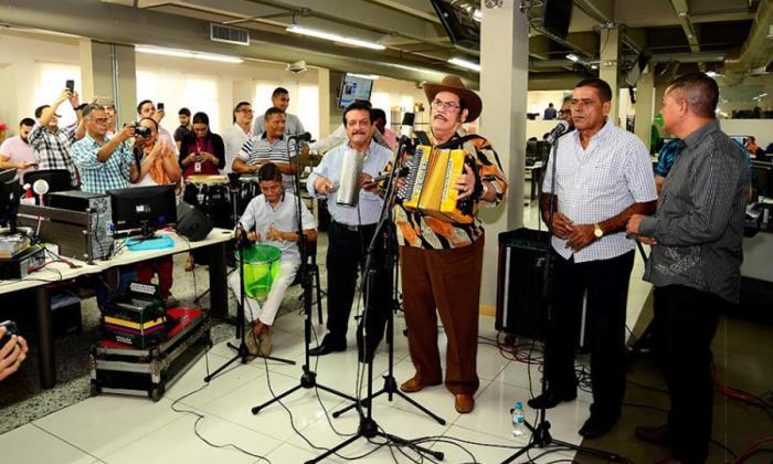 Universidad del Cesar homenajea la música de Aníbal Velásquez