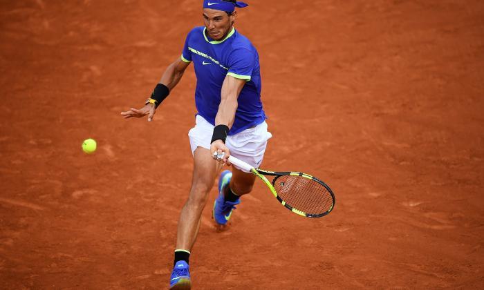 Nadal rompe récords y avanza a octavos en Roland Garros