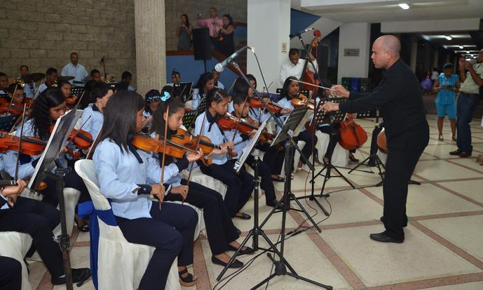 En video: El sábado se lanza la primera Orquesta Sinfónica Wayuu