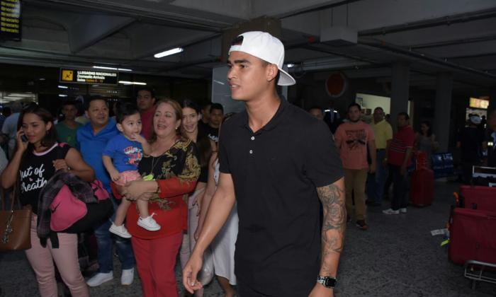 """""""Es un gusto defender los colores de Junior"""": Jefferson Gómez"""