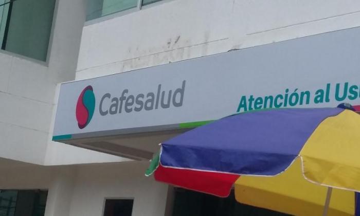 Minsalud impugna suspensión de venta de Cafesalud