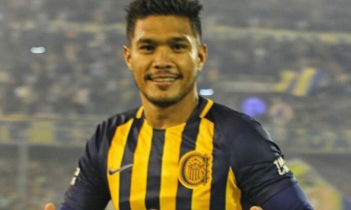 Teófilo Gutiérrez se despidió de Rosario Central
