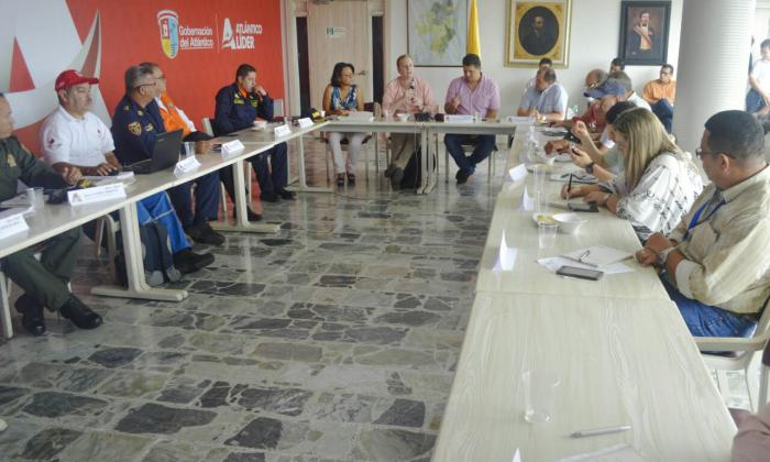 Gobernación presentará a Ocad proyectos de mitigación de riesgos por $41.000 millones