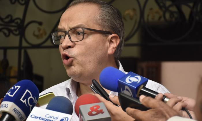 Procuraduría rechaza el beneficio de la casa por cárcel para Wilfran Quiroz