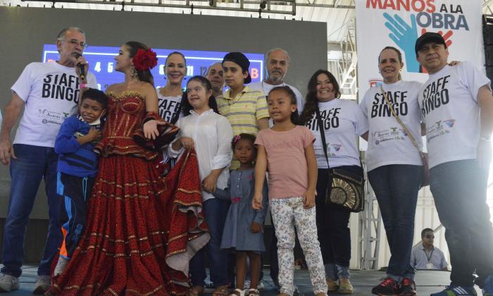 Atlántico demuestra solidaridad con los niños enfermos de cáncer